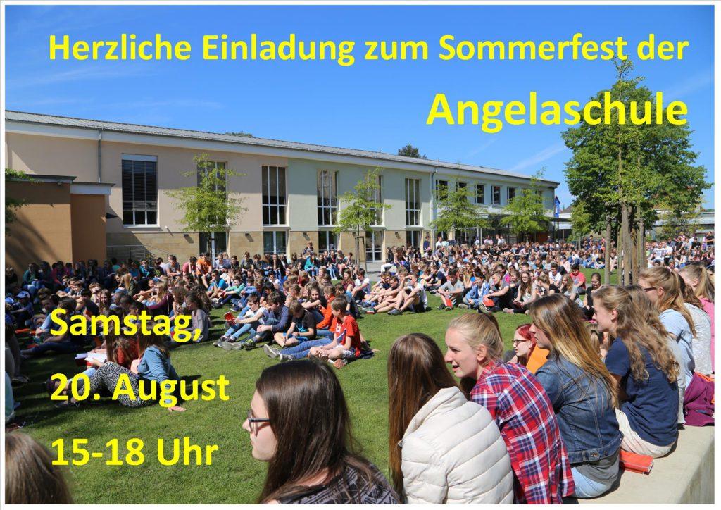 Plakat Sommerfest 2016 1