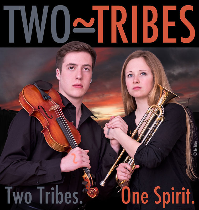 "Two Tribes. One Spirit."" KEYVISUAL"