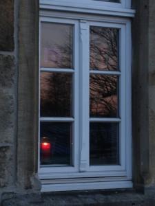 Fenster Adventskalender