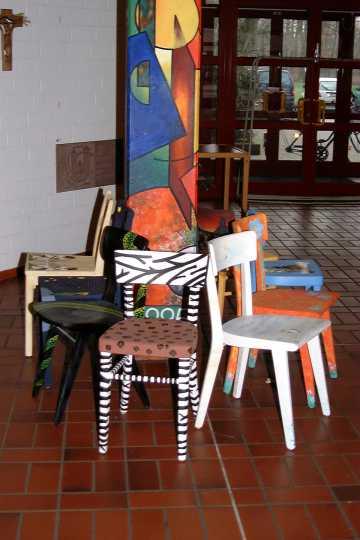Januar 2001 angelaschule osnabr ck for Stuhl design unterricht